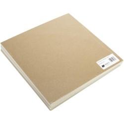 """Grafix Medium Weight Chipboard Sheets 12""""X12"""""""
