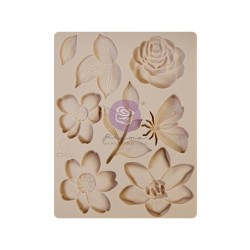 Watercolor Floral Collection Silicone Mould