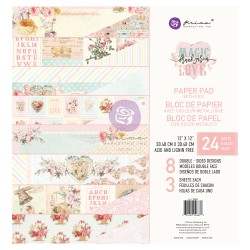 Magic Love Collection 12x12 Paper Pad