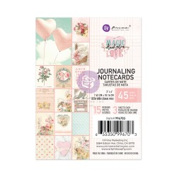 Magic Love Collection 3x4 Journaling Cards