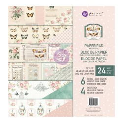 My Sweet Collection 12x12 Paper Pad - 24 sheets