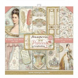 Stamperia Princess 12x12