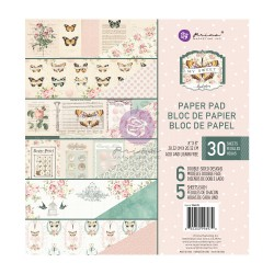 My Sweet Collection 8x8 Paper Pad - 30 sheets