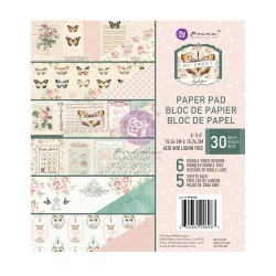 My Sweet Collection 6x6 Paper Pad - 30 sheets