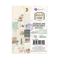 My Sweet Collection 3X4 Journaling Cards - 45 sheets