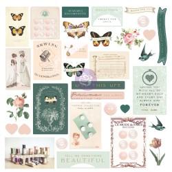 My Sweet Collection Ephemera - 33 pcs
