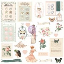 My Sweet Collection Ephemera - 27 pcs