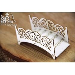 SCRAPINIEC WINTER AT THE GATES - 3D BRIDGE - 3D - 3D BRIDGE FOR EXPLODING BOX
