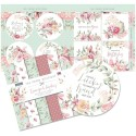 """The Paper Boutique Paper Kit 8""""X8"""" -Tranquil Gardens"""