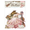 Stamperia DIE CUTS ASSORTED - PASSION