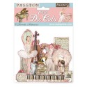CLEAR DIE CUTS - PASSION