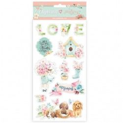 Stamperia Circle of love Chipboard