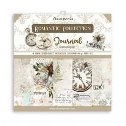 Stamperia Romantic Journal 12x12