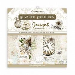 Stamperia Romantic Journal 8x8
