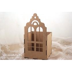ORGANIZER, OFFICE TOOLBOX - SINGLE TENEMENT HOUSE MODULE 03