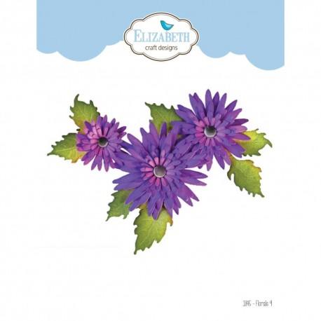 Elizabeth Craft Metal Die Florals 9
