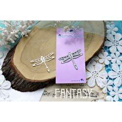 """Fantasy Fantasy """"Dragonfly"""" size 4 * 5 cm"""