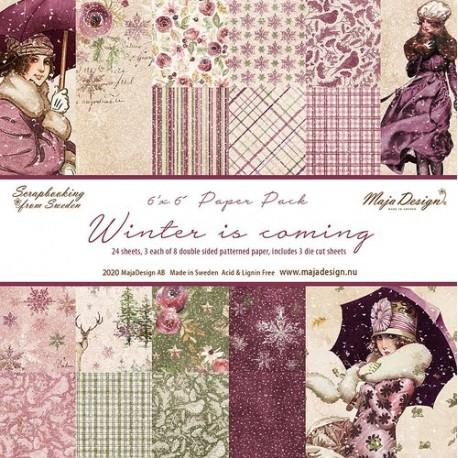 Maja Design Winter is coming - Paper Pack 6x6