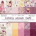 Maja Design Little street Café - Paper Pack 6x6