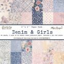 Maja Design Denim & Girls - Paper Pack 6x6