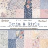 Maja Design Denim & Girls - Paper Pack 6x6
