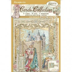 CARDS COLLECTION - SLEEPING BEAUTY
