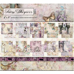 Fairy Whispers - 8x8 Paper Pack