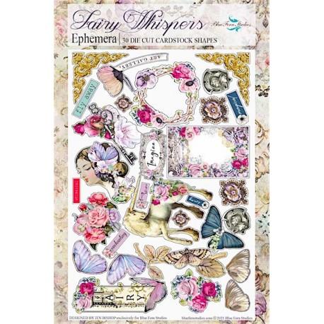 Ephemera Pack #1 - Fairy Whispers