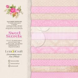 Lemoncraft Sweet Secrets Basic 12x12