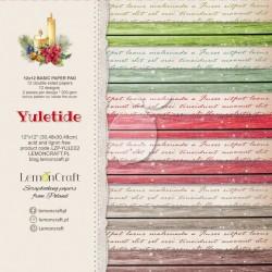 Lemoncraft Yuletide Basic 12x12