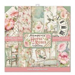 Stamperia Hortensia 12x12