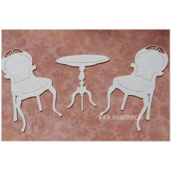 Scrapiniec Table, chairs 03 Tea House