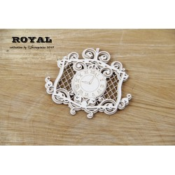 Scrapiniec Royal Decor Clock