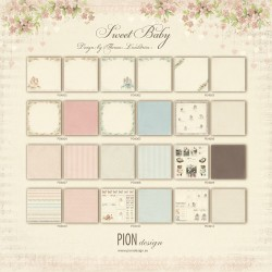 Pion Design Complete collection - Sweet Baby