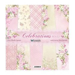 Scrapandme Celebrations Rouge 12x12