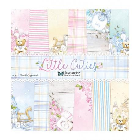 Scrapandme Little Cuties 12x12