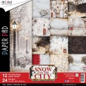 Ciao Bella Snow & The City 12x12