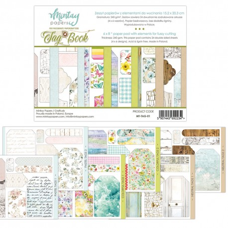 Mintay Flora Book 2