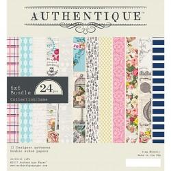 Authentique Stitches 6x6