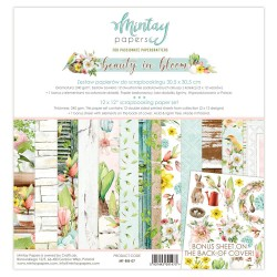 Mintay Papers Beauty In Bloom 12x12