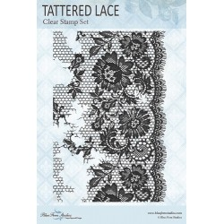 Jane's Memoirs - Stamp - Tattered Lace