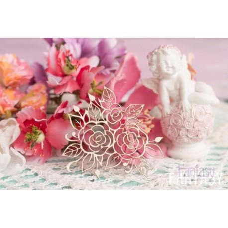 Fantasy Big Bouquet of Roses