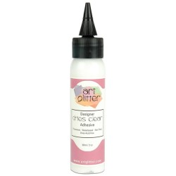Art Institute Glitter Designer Dries Clear Adhesive 2oz