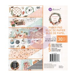 Pumpkin & Spice Collection 12x12 Paper Pad