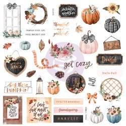 Pumpkin & Spice Collection Ephemera