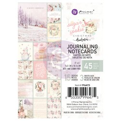 Sugar Cookie Christmas Collection 3X4 Journaling Cards