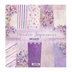 Scrapandme Meadow Impressions Papers 12x12