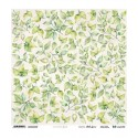 Scrapandme Leaves - Sheet For Cutting 12x12